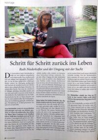 Ruth Niederkofler - Presseartikel - Gesund alt werden